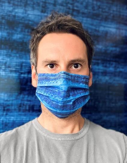 Face mask Idris Kahn