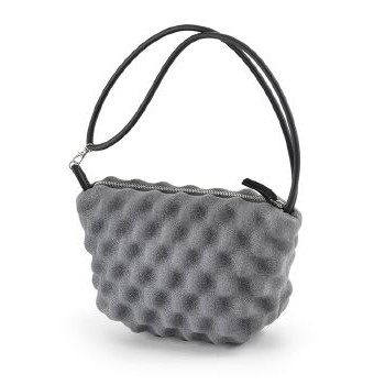 Tasche . MOUSE BAG . eggs gray