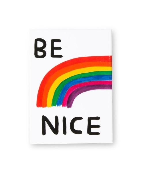 Magnet . SHRIGLEY . Be Nice