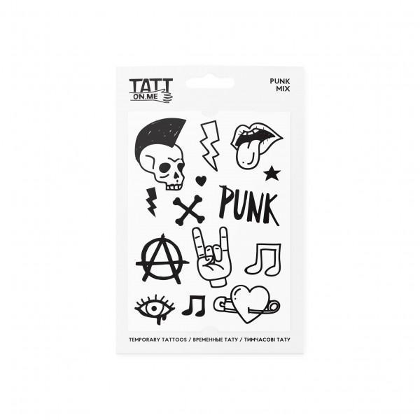 Tattoo . PUNK . mix