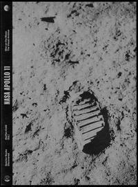 NASA Apollo 11 . MAN ON THE MOON