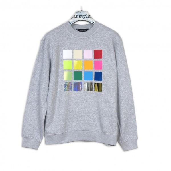 Sweater . RICHTER . grau . unisex