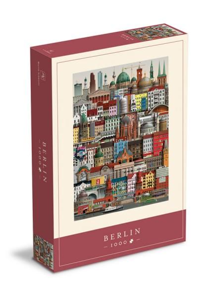 Puzzle . MARTIN SCHWARTZ . Berlin