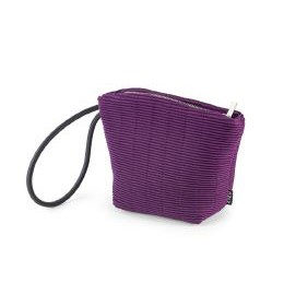 Tasche . MOUSE BAG . S . purple quilt