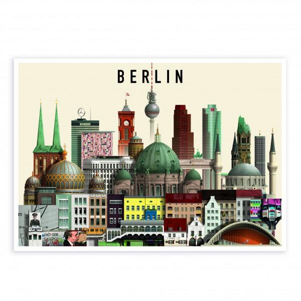 Karte A5 I . MARTIN SCHWARTZ . Berlin