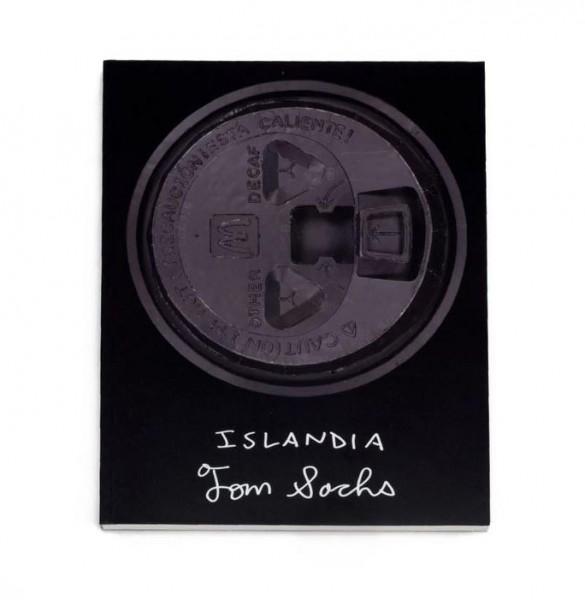 Tom Sachs . ISLANDIA