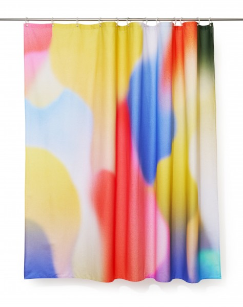 PROBST . FLAME . shower curtain