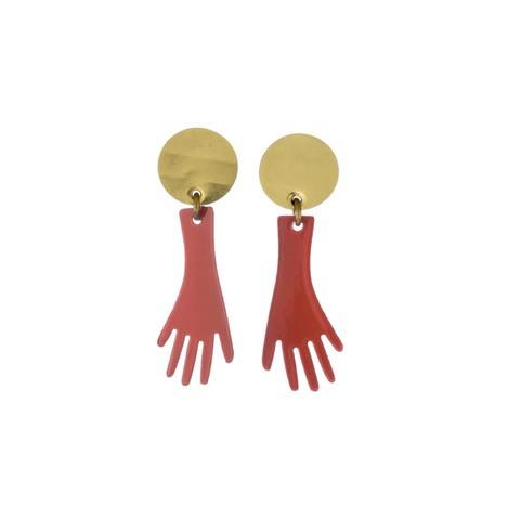 earrings . SIBILIA . NICE TO MEET YOU