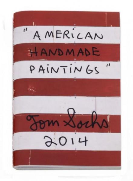 Tom Sachs . AMERICAN HANDMADE PAINTINGS