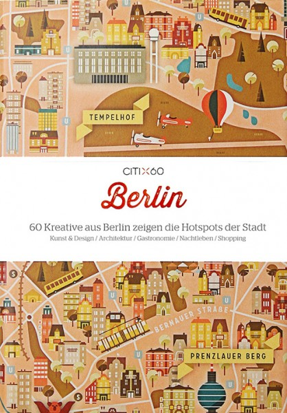 Gingko . CITIx60 BERLIN