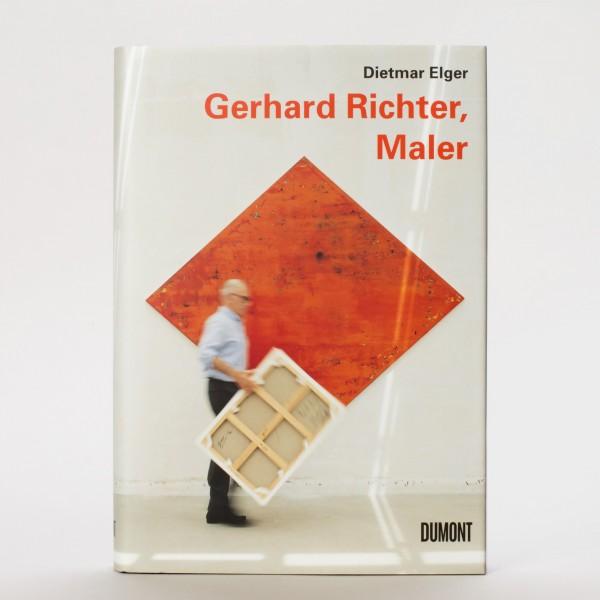 GERHARD RICHTER, MALER . DIETMAR ELGER