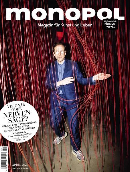 Magazine . MONOPOL . 04/21