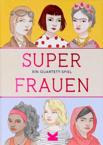 Quartett . SUPER FRAUEN