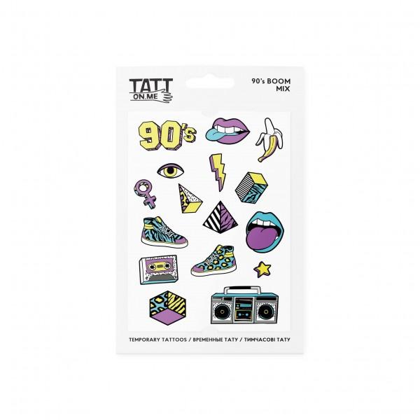 Tattoo . 90s BOOM . mix