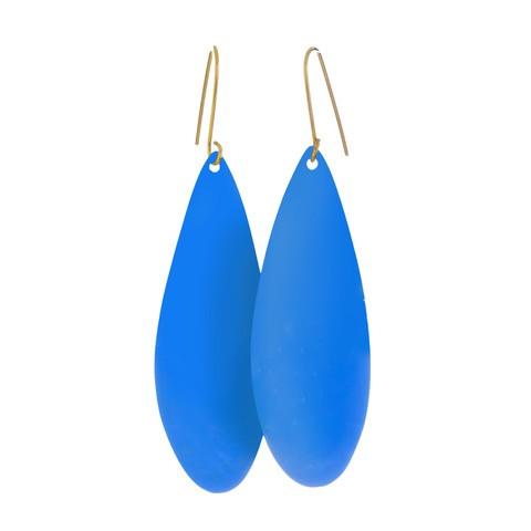 earrings . SIBILA . RAINY DROPS